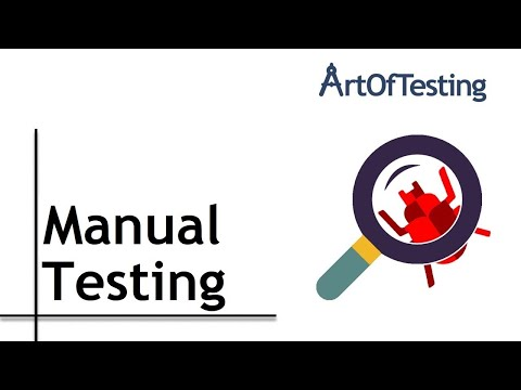 What is Manual testing? Types, advantages, disadvantages, and the complete manual testing process