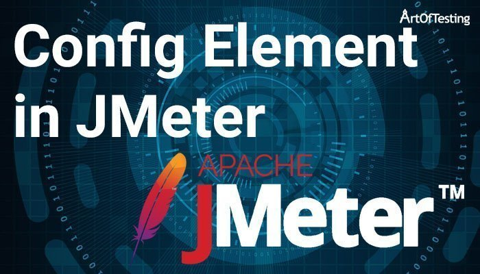 config element in jmeter