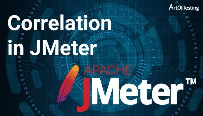 correlation in jmeter