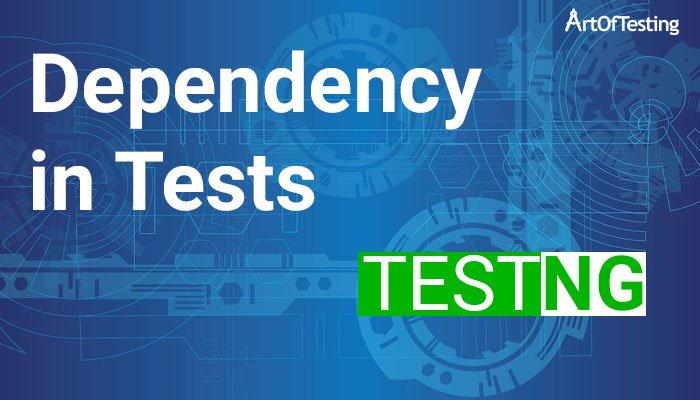 Dependency in Testng