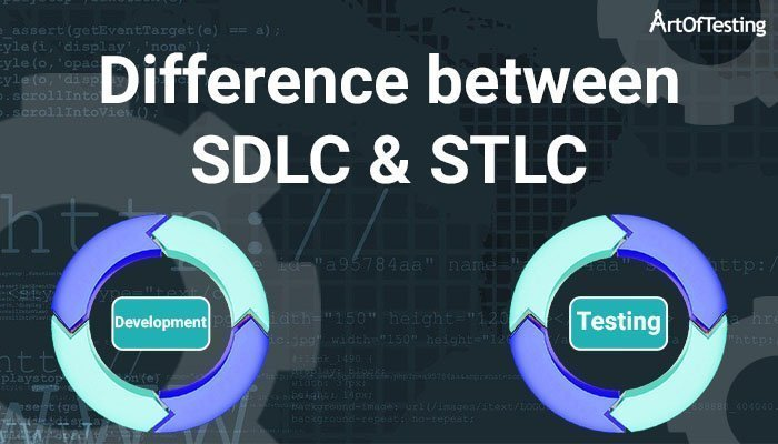 Difference between SDLC & STLC