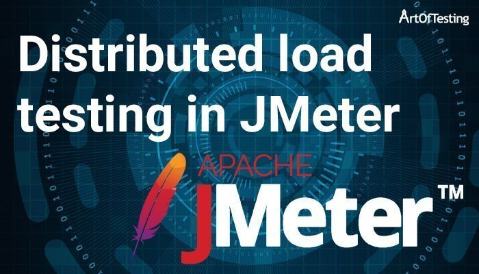 Distributed load testing in JMeter