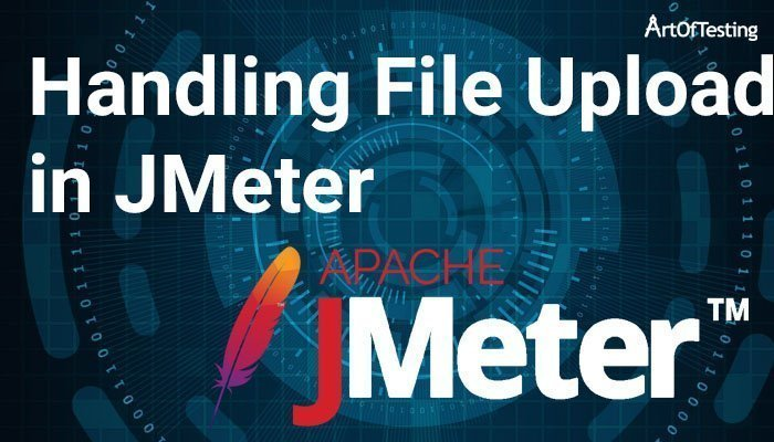 handling file upload in jmeter