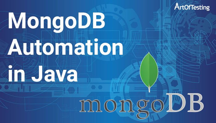 MongoDB Automation in Java