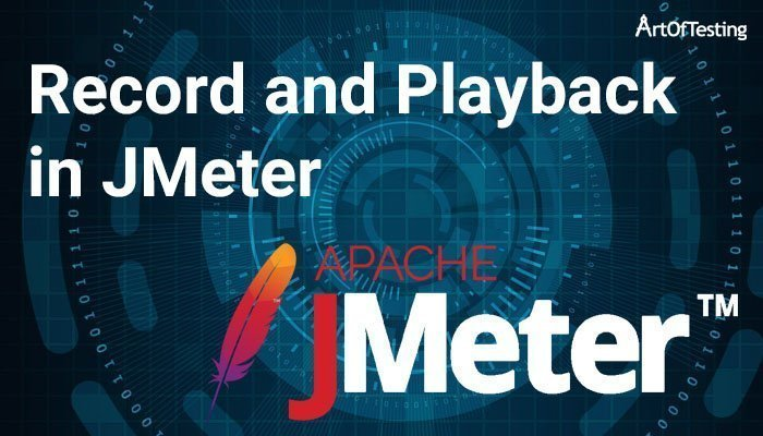 record and playback in jmeter