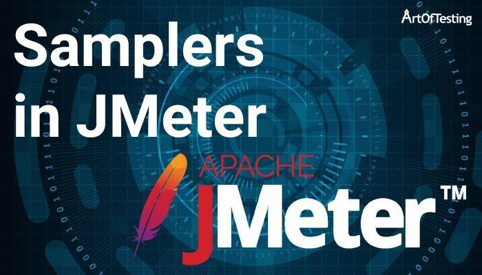 samplers in jmeter