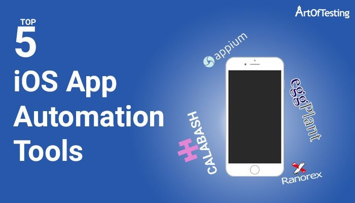 ios apps for Automation