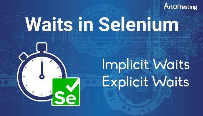 Waits in selenium