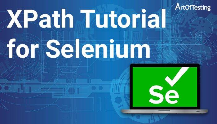 selenium xpath