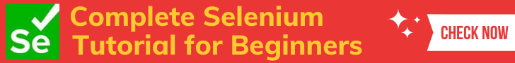 selenium tutorial beginners