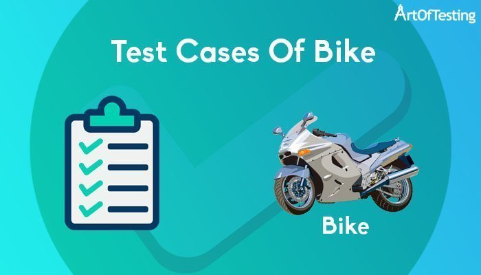 test case of bike