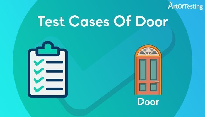 test cases of door