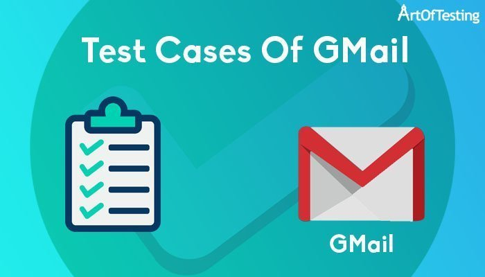 test cases of gmail