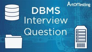 dbms interviews
