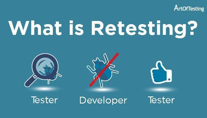 what is retesting