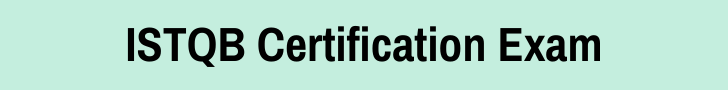 ISTQB Certification Exam++++