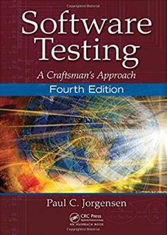 Software Testing: A Craftsman's Approach 4th edition