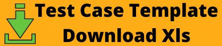 Test case template Xls