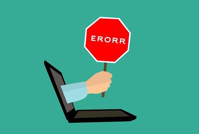 Psychology of Testing - mistake